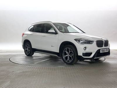 used BMW X1 2.0 xDrive20d xLine 5dr