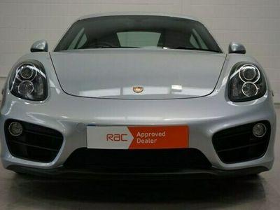 used Porsche Cayman 2.7 2dr PDK Auto