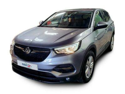 used Vauxhall Grandland X 1.2 (130ps) SE (s/s) SUV 5d 1199cc