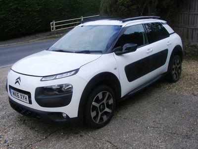 used Citroën C4 Cactus 1.2 PureTech Flair 5dr (EU6)