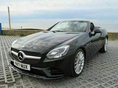 used Mercedes 300 SLCAMG LINE 2.0 2dr