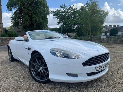 used Aston Martin DB9 6.0 Volante Seq 2dr