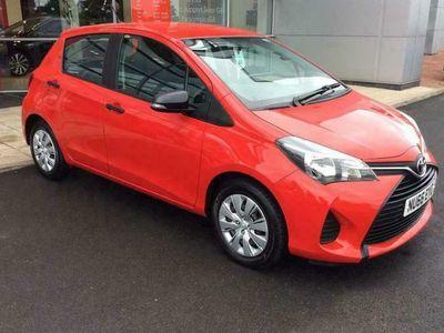 used Toyota Yaris Hatchback 1.0 VVT-i Active 5dr