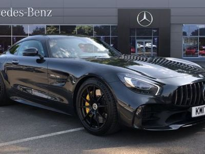 used Mercedes AMG GT R Premium 2dr Auto Petrol Coupe