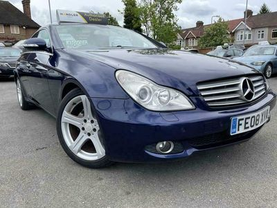 used Mercedes CLS320 CLS 3.0CDI 7G-Tronic 4dr