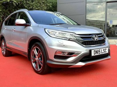 used Honda CR-V 2.0 EX ( Connect with Navi)