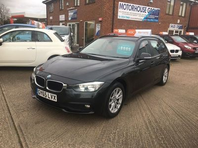 used BMW 320 3 Series 2.0 d ED Plus Touring 5dr Diesel (s/s) (163 ps)