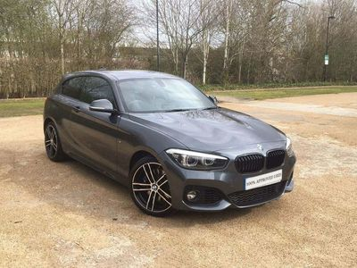 used BMW 118 1 Series I [1.5] M Sport Shadow Ed 3Dr Step Auto