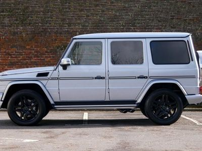 used Mercedes G63 AMG G-Class AMG(571bhp) 5d Tip Auto
