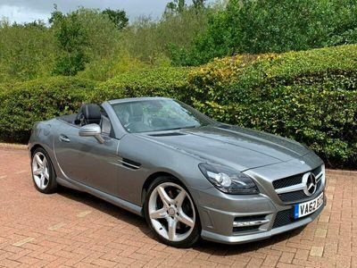 used Mercedes SLK250 SLKCDI BlueEFFICIENCY AMG Sport Tip Automatic Diesel 2-Door