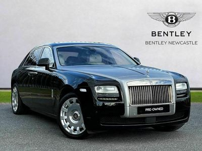 used Rolls Royce Ghost 4dr Auto saloon