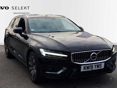 used Volvo V60 2019 Doncaster D3 Inscription Automatic (Keyless Entry, Tints, Smartphone Int, Sat Nav)