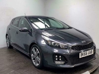 used Kia cee'd 1.0 T-GDi GT-Line (s/s) 5dr