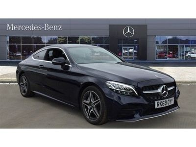 used Mercedes C300 C-ClassAMG Line 2dr 9G-Tronic Diesel Coupe
