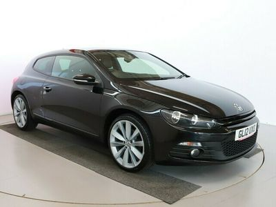 used VW Scirocco 2.0 TDi BlueMotion Tech GT 3dr [Nav/Leather]