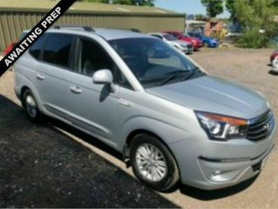 used Ssangyong Rodius Turismo 2.2 EX 5d 176 BHP 7 SEATER AUTOMATIC