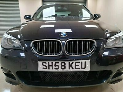 used BMW 525  5 Series d M Sport 4dr