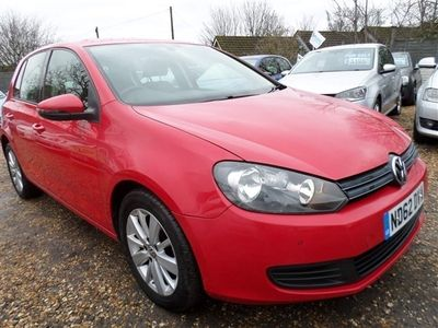 used VW Golf MATCH TDI BLUEMOTION TECHNOLOGY 5-Door