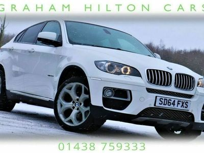used BMW 502 X6 3.0 XDRIVE40D 4dBHP ELECTRIC TAILGATE, HEATED LEATHER
