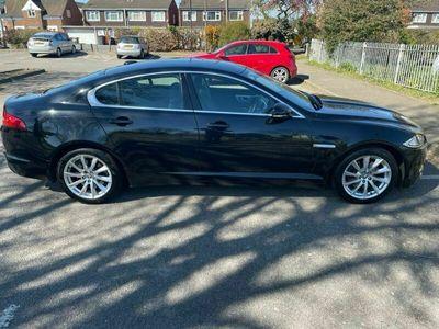used Jaguar XF 3.0 TD V6 Luxury 4dr