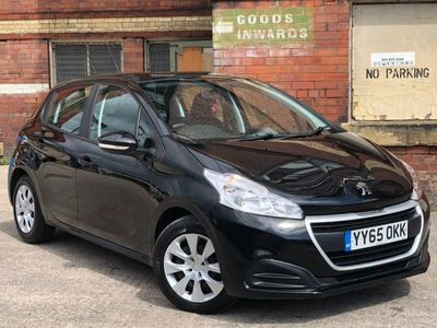 used Peugeot 208 1.6 BlueHDi Access (a/c) 5dr