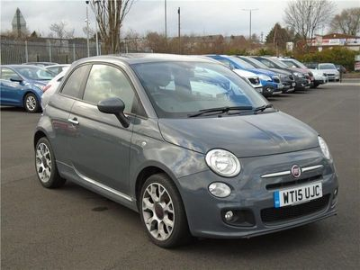 used Fiat 500 2015 Chesterfield 1.2 S 3dr