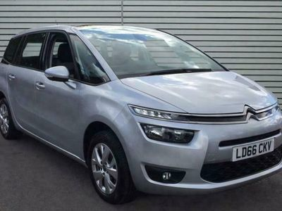 used Citroën Grand C4 Picasso 1.6 BlueHDi VTR+ 5dr