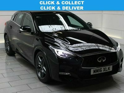 used Infiniti Q30 2.2d Sport DCT AWD (start/stop) 5-Door