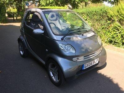 used Smart ForTwo Cabrio CITY PASSION 61 AUTO
