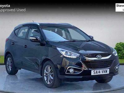used Hyundai ix35 2.0 CRDi SE 5dr Auto