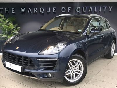 used Porsche Macan S Diesel 5dr PDK 3.0