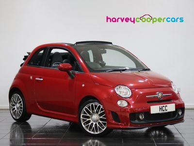 used Abarth 500 1.4 T-Jet 135 2dr