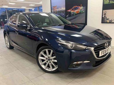 used Mazda 3 2.0 Sport Nav 5 door Automatic