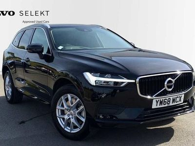 used Volvo XC60 D4 AWD Momentum Automatic ( Rear Park Camera & Winter ) diesel estate