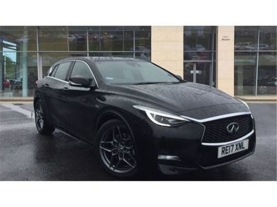 used Infiniti Q30 2017 Wallsend 2.2d Sport 5dr DCT [AWD] [IN-Touch Nav] Diesel Hatchback