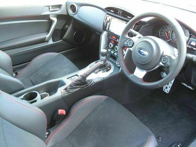 used Subaru BRZ 2.0I Se Lux [Nav] 2Dr Auto