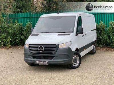 used Mercedes Sprinter 2.1 314 CDI 141 BHP H1