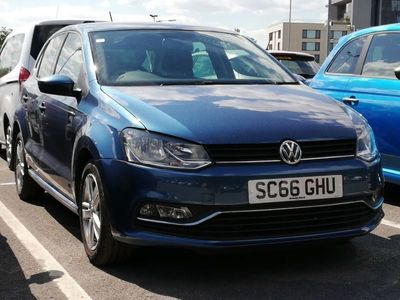 used VW Polo 1.2 Tsi Match 5Dr
