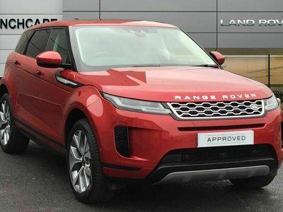 used Land Rover Range Rover evoque Diesel Hatchback 2.0 D180 HSE 5dr Auto
