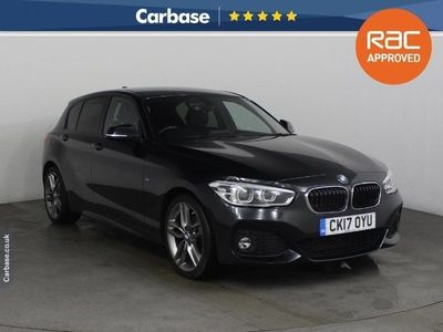 used BMW 118 1-Series Hatchback d M Sport (Nav) (09/15-) 5d Step Auto
