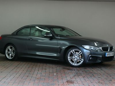 used BMW 420 4 Series d [190] M Sport 2dr Auto [Professional Media]