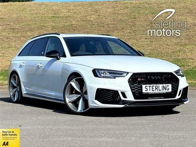 used Audi RS4 RS4TFSI Quattro Sport Edition 5dr S Tronic [C&S]