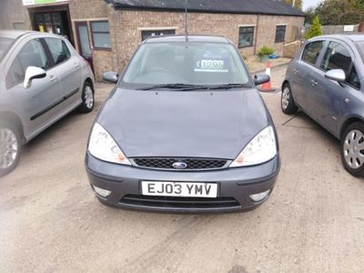 used Ford Focus 2.0 Ghia 4dr Auto