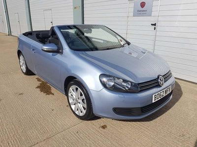 used VW Golf Cabriolet 1.4 TSI S 2dr