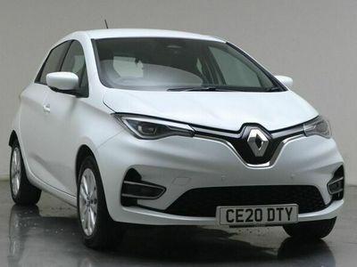used Renault Zoe Iconic R110