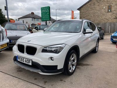 used BMW X1 2.0 20d SE xDrive 5dr