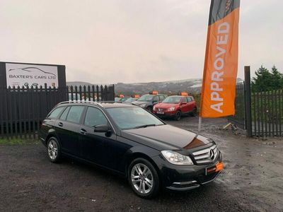 used Mercedes C220 C ClassCDI Executive SE 5dr