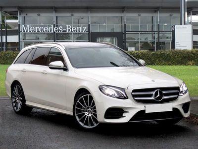 used Mercedes E220 E ClassAMG Line Estate diesel estate