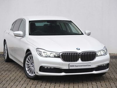 used BMW 730 7 Series 3.0 d Auto (s/s) 4dr
