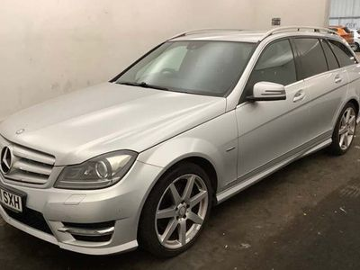 used Mercedes C350 C-Class EstateCDI BlueEFFICIENCY Sport Edition 125 5d Auto